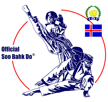 official soo bahk do logo iceland